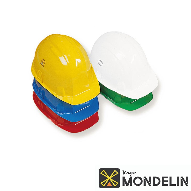 Casque de chantier Brennus Mondelin