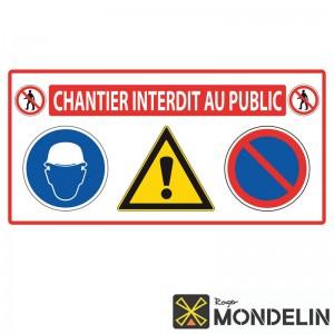 Panneau 4en1 Mondelin