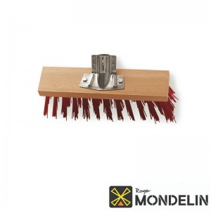 Balai de cantonnier Crynovil Mondelin rouge