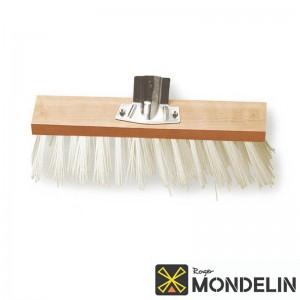 Balai de cantonnier Crynovil Mondelin blanc