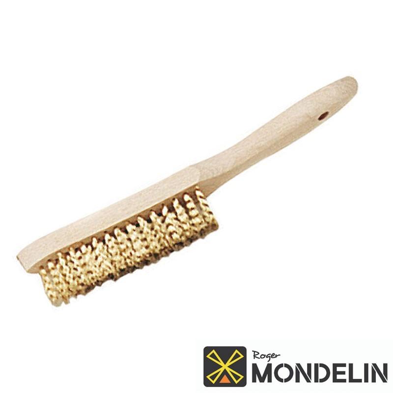 Brosse à manche métallique Mondelin 30cm