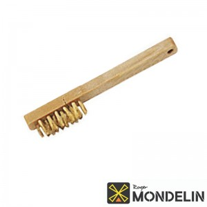 Brosse à bougie Mondelin 20cm