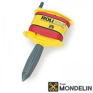 Enrouleur Rolicord rouge Mondelin 60M