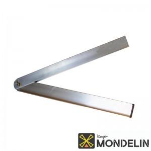 Fausse équerre à talon alu Mondelin 50cm