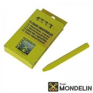 Boîte de 12 craies hexa Mondelin 12cm