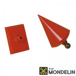 Plomb toupie Mondelin 500g