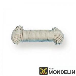 Cordeau en carotte de coton cablé Mondelin