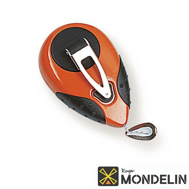 Cordeau-traceur boîtier alu Cosmos-Line Mondelin 30M