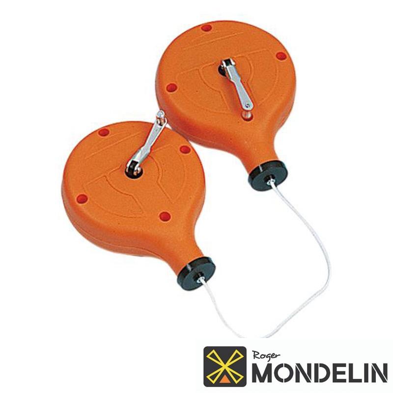 Cordeau double de charpentier Mondelin 30M