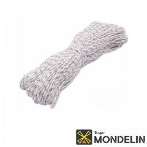 Cordeau en carotte de coton tréssé Mondelin