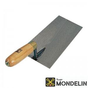 Truelle à briqueter acier/bois Mondelin 20cm