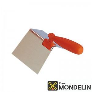 Truelle d'angle exterieur inox Mondelin