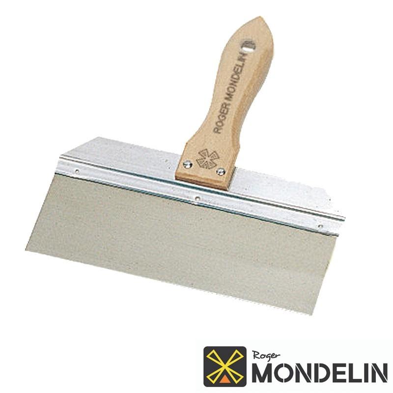 Spatule extra-souple acier/bois Mondelin