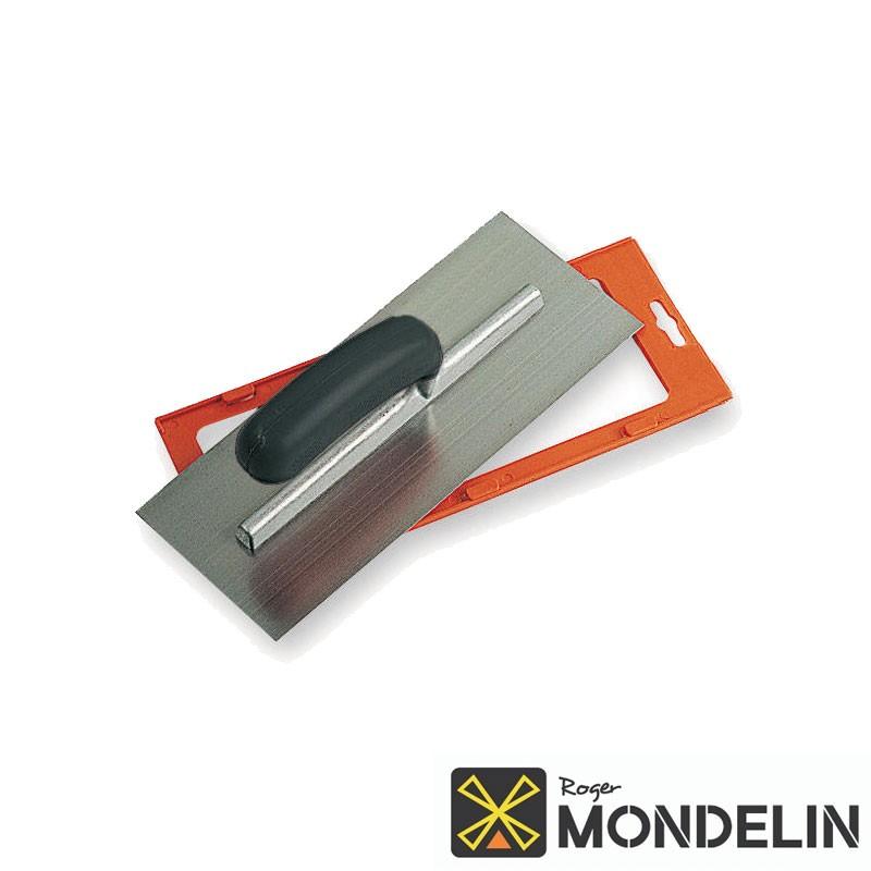 Platoir biseauté souple acier/plastique Mondelin 30.5x12cm