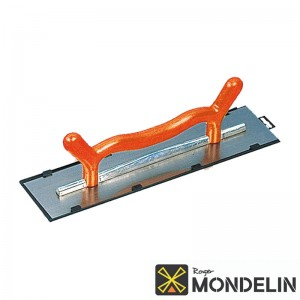 Platoir 2 mains inox/plastique Mondelin 50x12cm