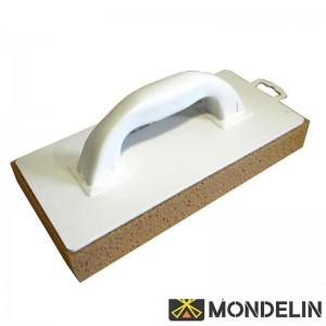 Platoir à nettoyer PU quadrillé Monobloc Mondelin 40mm