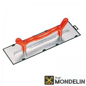 Platoir 2 mains inox/plastique Mondelin 50x14cm