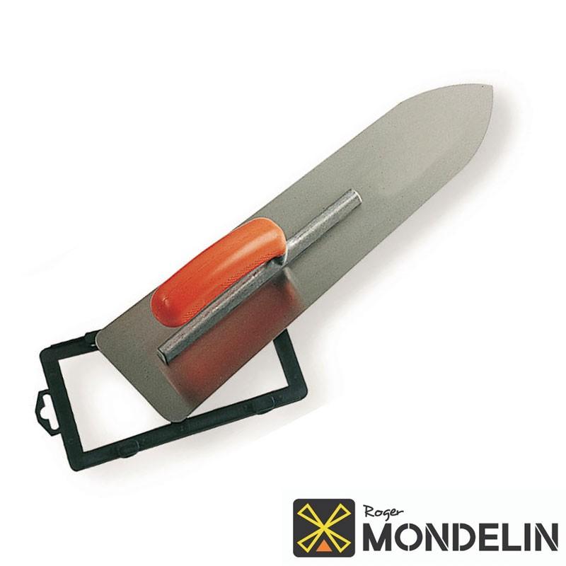 Platoir chapiste inox/poignée banane Mondelin