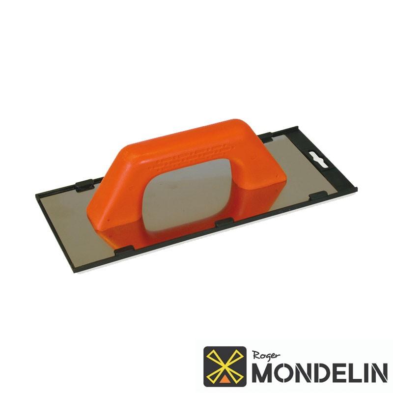 Platoir Espagnol inox/plastique Mondelin 28x12cm