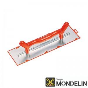 Platoir 2 mains biseauté inox/plastique Mondelin 50x14cm