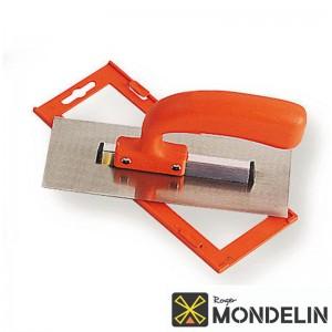Platoir biseauté souple inox/plastique Mondelin 20x8cm