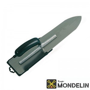 Platoir chapiste acier/poignée banane Mondelin