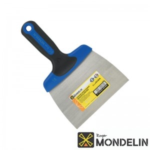 Couteau à enduire acier/bi-mat Mondelin