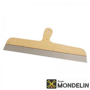 Couteau à enduire inox/contreplaque bois Mondelin
