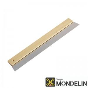 Couteau à plâtre inox/bois Mondelin