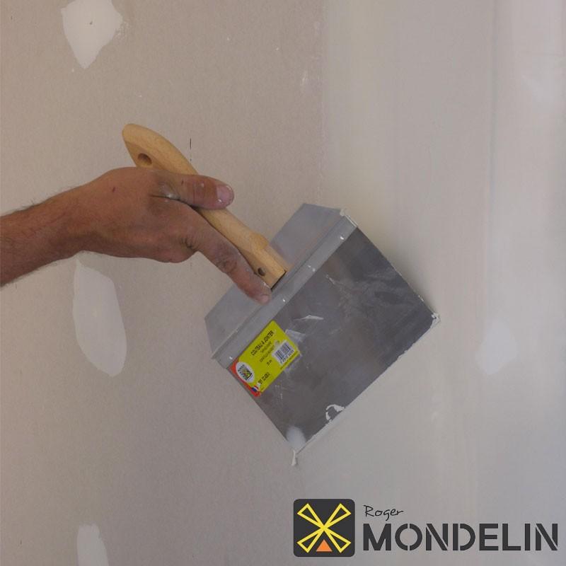 Couteau à enduire/jointer inox/bois Mondelin