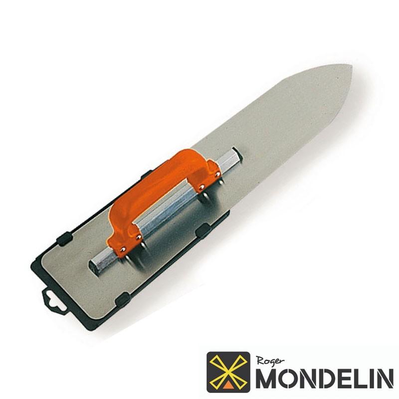 Platoir chapiste inox/poignée fermée Mondelin